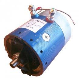 Motore 1,5 KW, 24 Volts,...
