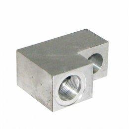 Blocco di alluminio per...